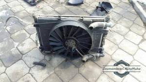 Radiator apa + radiator clima + electroventilator Alfa Romeo